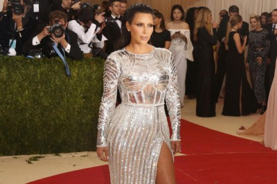 How Kim Kardashian uses an I.V. to get red carpet ready