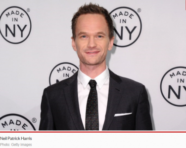 Neil Patrick Harris recovers from NYE with an IV drip